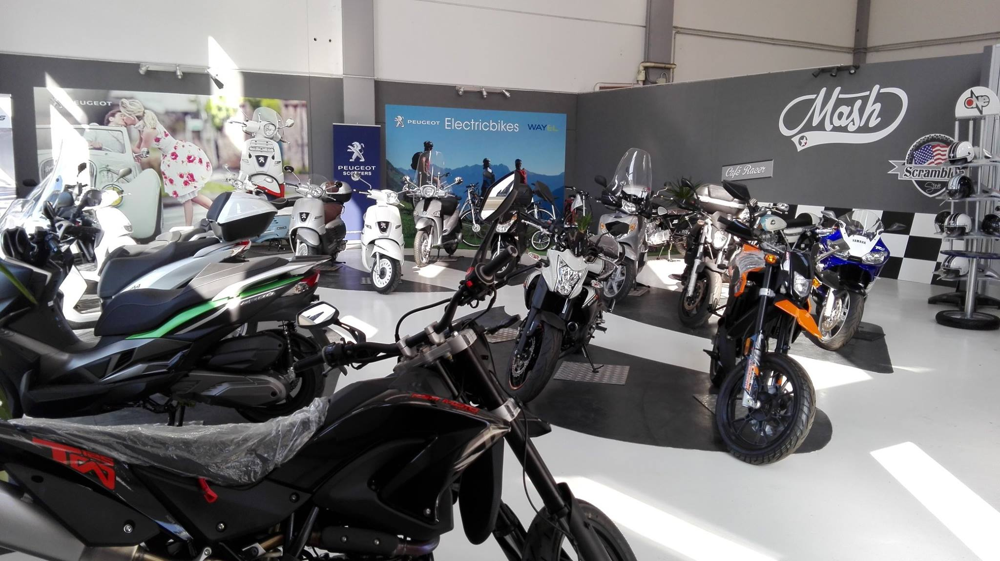 Moto Louis La Spezia Vendita E Assistenza Scootermoto